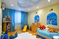 Отделка детской комнаты в Ставрополе